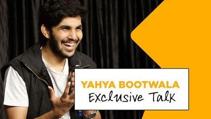 Exclusive Talk with Yahya Bootwala