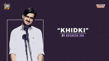 Khidki- Poetry By Avishesh