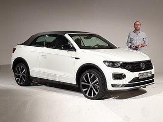 Découverte du Volkswagen T-Roc Cabriolet (2019)
