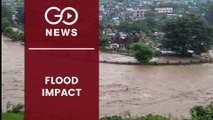 Floods Continue To Devastate Nine States