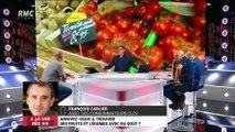 A la Une des GG : Arrivez-vous à trouver des fruits et des légumes avec du goût ? - 14/08