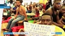 Eurozapping : 500 migrants bloqués en mer ; un prêtre brutalise un enfant en Russie