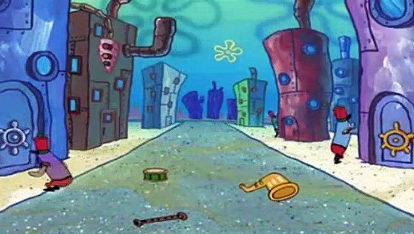 Sponge Bob S02E01a - Something Smells