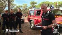 Incendies : le risque est exceptionnel dans le sud de la France
