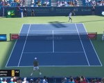 Cincinnati - Djokovic se sort du piège Querrey