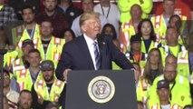 """""""Être président, ça me coûte une fortune."""": Donald Trump affirme que la présidence lui coûte 5 milliards de dollars"""