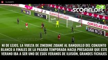 Florentino Pérez pone 300 millones por orden de Zidane (y no son para Neymar, ni Mbappé)