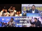 Matteo Salvini brandit son chapelet et ça devient une habitude