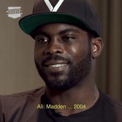Mike Vick on Madden 2004