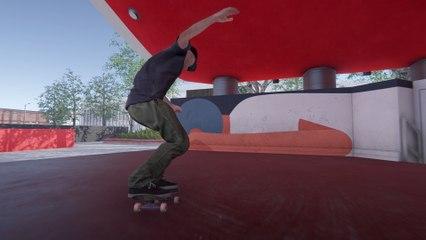 Skater XL - Bande-annonce de l'accès anticipé