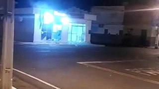 Bando fortemente armado invade São João do Rio do Peixe e aterroriza população em mais um assalto a banco