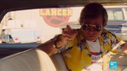 """Once upon a time in Hollywood"" : Sortie en salle de la fresque sixties de Tarantino"