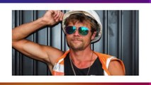 Le sosie de Brad Pitt a la vie dure