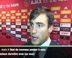 """LdC - Tagliafico : """"Il faut continuer d'évoluer sans de Jong et de Ligt"""""""