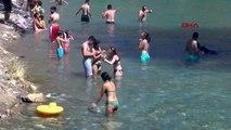 Tunceli'ye tatilci akını