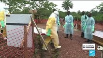 Ebola en RDC: Deux malades guéris à Goma, où des traitements font leur preuve