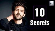 10 Secrets Of Kartik Aaryan That Will Surprise You