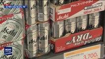 [단독] 日 맥주 아예 끊었다…초유의 '98.8%' 수입 급감