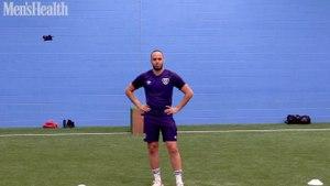 Men's Health Versus West Ham Preseason