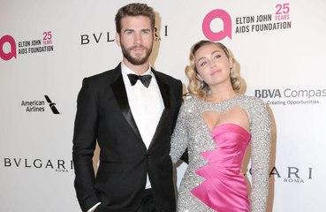 Miley Cyrus não está pronta para se divorciar