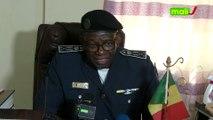 Interview : Présentation de voeux de la tabaski de Siaka B. SIDIBE, Directeur Régional de la Police (Bamako)