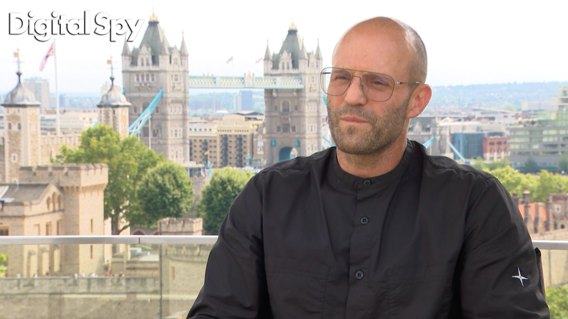 Hobbs and Shaw star Jason Statham talks about his favourite action scenes, and they're not the