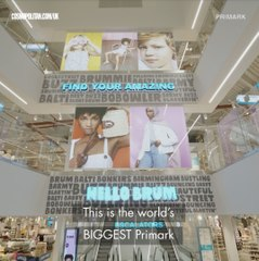 This is the world's biggest Primark