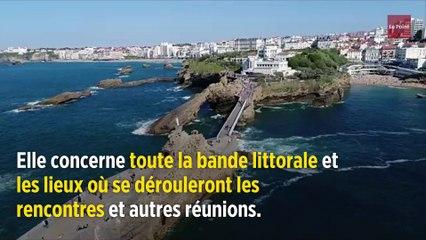 G7 : à Biarritz, les commerçants grincent des dents
