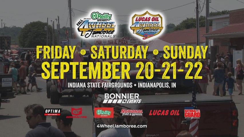 2019 O'Reilly Auto Parts 4-Wheel Jamboree | Indianapolis, IN