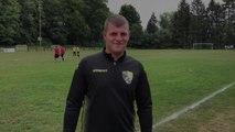 Foot - P4 : l'interview dilemme de Gary Kreula de Baudour