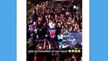 Agacé par des fans de l'OM, DJ Snake décide de quitter la scène