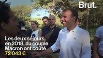 Visite guidée du fort de Brégançon, le lieu de villégiature des présidents français
