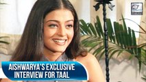 Taal Turns 20: Aishwarya Rai Talks About Her Character In The Movie | Flashback Video