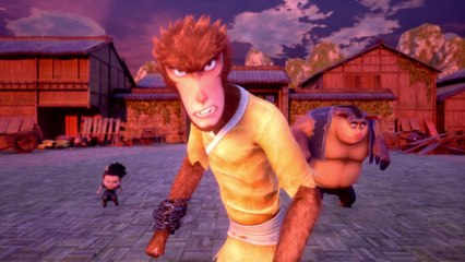 Monkey King : Hero is Back - Bande-annonce occidentale