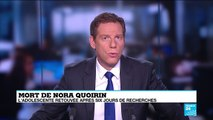 """Mort de Nora Quoirin : """"C'est un immense traumatisme pour les parents"""""""