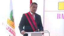 Pjerin Ndreu merr detyrën - News, Lajme - Vizion Plus