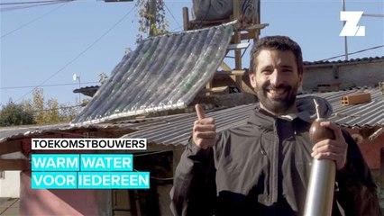 Toekomstbouwers: Warm water voor iedereen