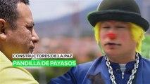 Constructores de la paz: Pandilla de payasos