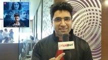 Adivi Sesh Byte About Filmibeat Telugu || Evaru || Filmibeat Telugu