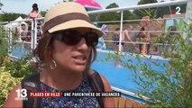 Metz : une plage sans mer plébiscitée par les habitants