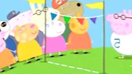 Peppa pig - La course rigolote