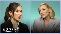 Cate Blanchett and Troian Bellisario Reveal Their Irrational Dream Jobs