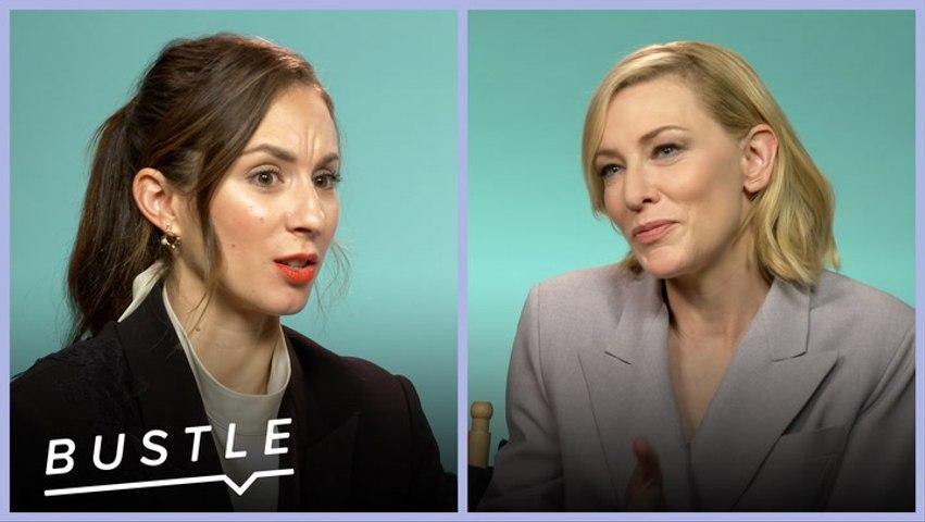 Cate Blanchett and Troian Bellisario Reveal Their Irrational Dream Jobs