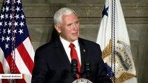 Pence Spokeswoman Alyssa Farah To Join Pentagon As Press Secretary