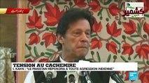 """Imran Khan : """"Le Pakistan répondra à toute agression indienne"""""""