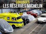 Dans les coulisses des réserves Michelin
