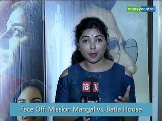 Mission Mangal with an opening of over Rs 27 crore likely to take over Batla House: Experts