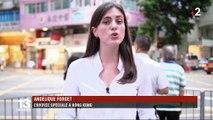 Pékin accentue la menace avec des images de chars aux portes de Hong Kong