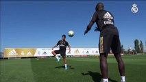 El Real Madrid prepara el primer partido de La Liga contra el Celta