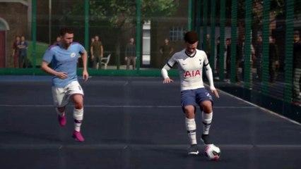 FIFA 20: Volta Gameplay Trailer